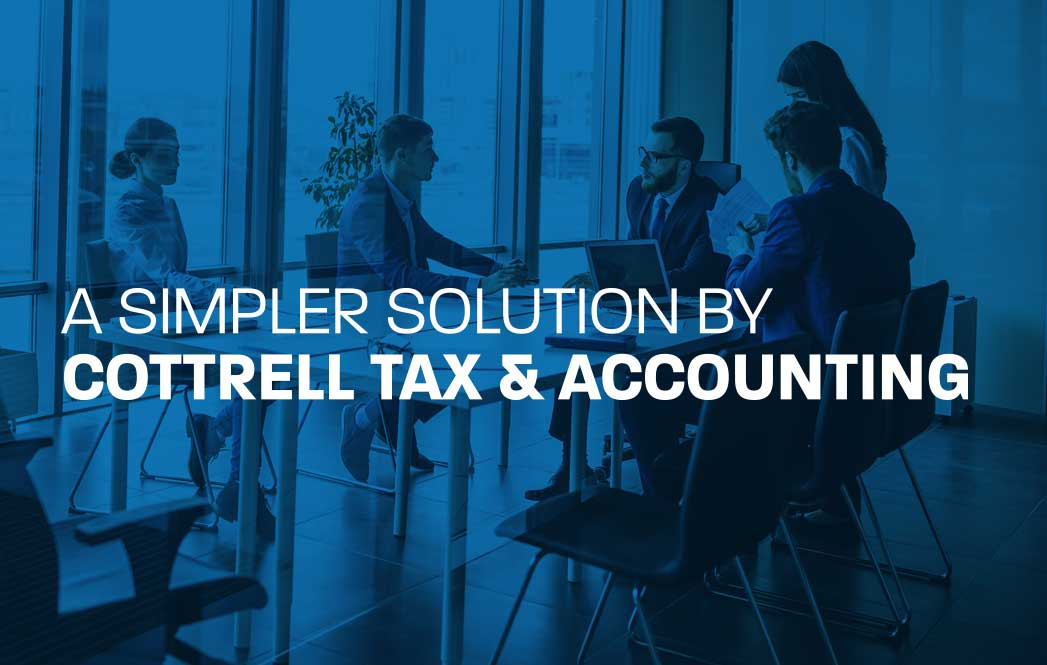 A Simpler Solution by Cottrell Tax & Accounting